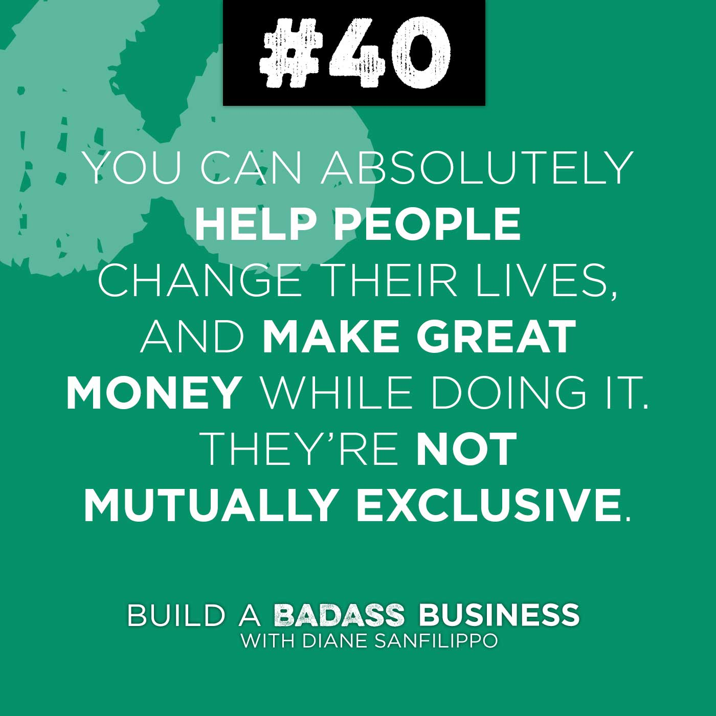 Build a Badass Business